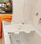 Drive Medical Bellavita Auto Bath Lifter