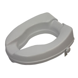 2 inch toilet seat. Roscoe Medical 2 inch Raised Toilet seat Heritage Complete Home Care